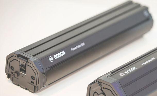 batteria powertube 500W