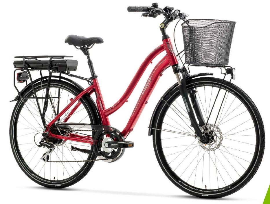 Noleggio city bike elettriche